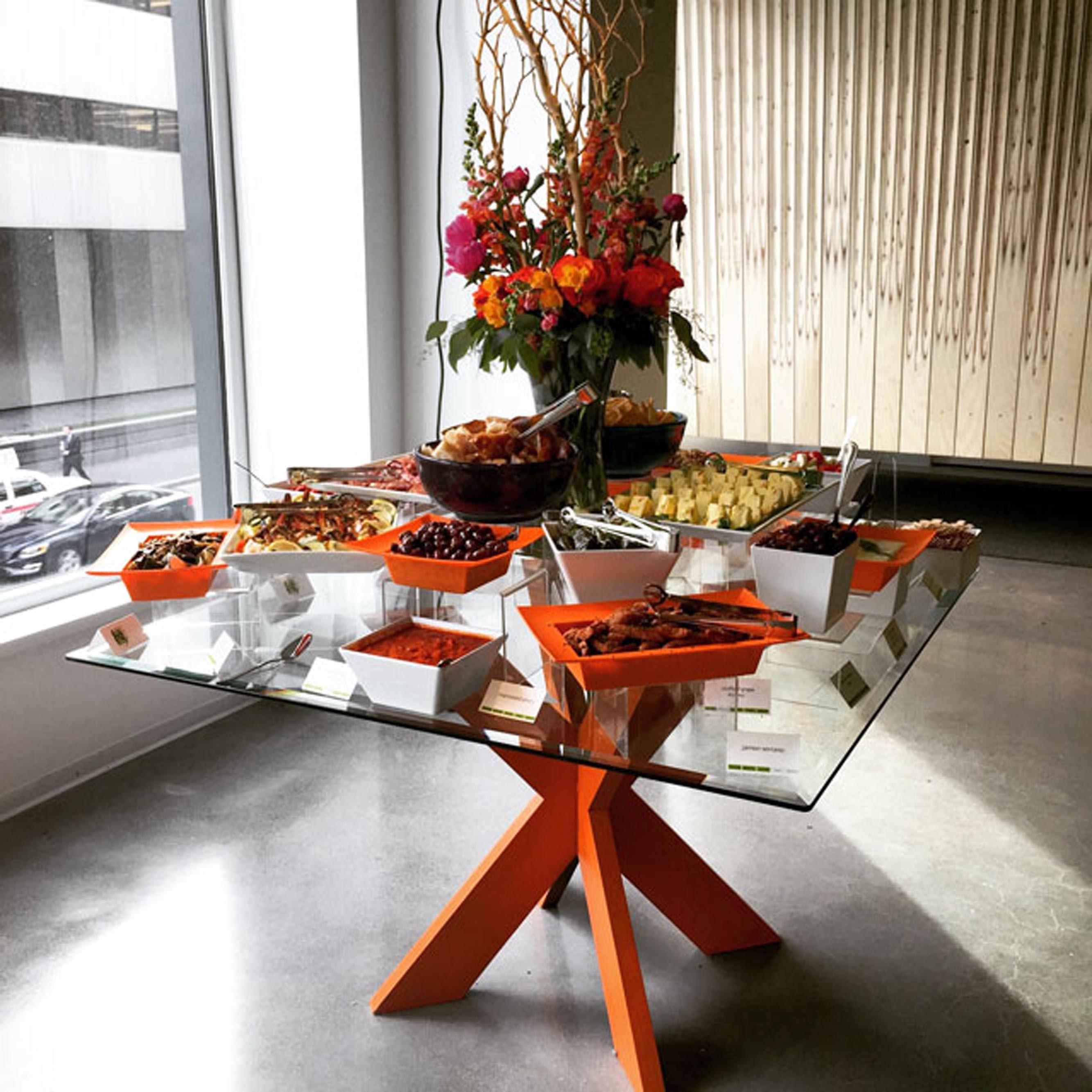 Seven Inspiring Buffet Ideas Catersource