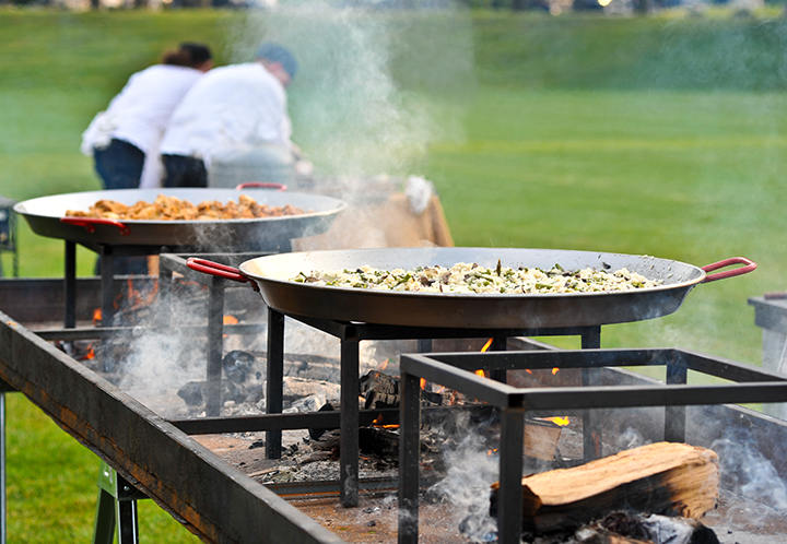 Best Practices for Catering Outdoor Summer Events | Catersource
