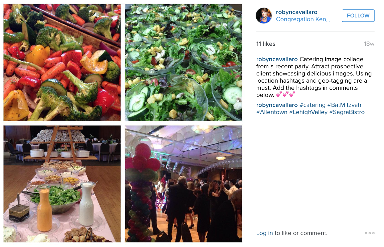 Catering and Instagram | Catersource