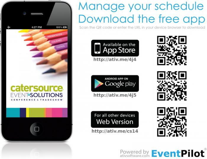 Mobile App | Catersource