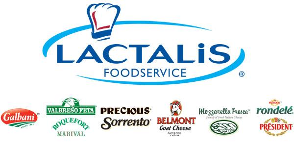 Logo Lactalis Food Service