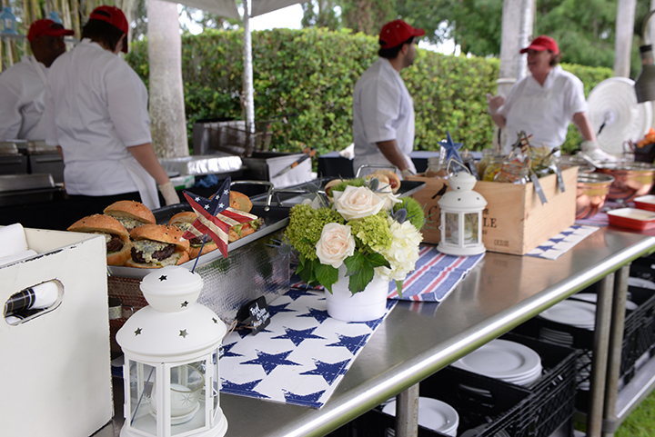 Catering the busy summer season | Catersource