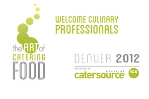 The Art of Catering Food 2012