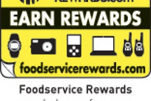 FoodServiceRewards.com - Earn Rewards - Foodservice Rewards can help pay for your Conference registration!